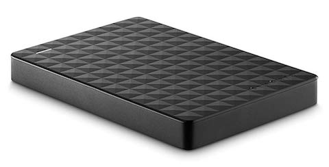 Внешний жесткий диск Seagate Expansion Portable Drive 2Tb Black (STEA2000400) фото 4