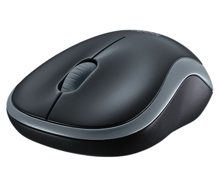 Мышь Logitech Wireless Mouse M185 USB фото 3