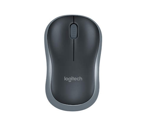 Мышь Logitech Wireless Mouse M185 USB
