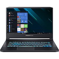 "Ноутбук Acer Predator Triton 500 PT515-52 (Intel Core i7 10750H 2600MHz/ 15.6""/ 1920x1080/ 300Hz/ 16GB/ 512GB SSD/ DVD нет/ NVIDIA GeForce RTX 2070 Super Max-Q 8GB/ Wi-Fi/ Bluetooth/ Windows 10 Home)"