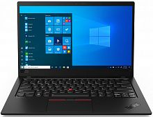 "Ноутбук Lenovo ThinkPad X1 Carbon (8th Gen) 20U9004DRT (Intel Core i5 10210U 1600MHz/ 14""/ 1920x1080/ 16GB/ 512GB SSD/ DVD нет/ Intel UHD Graphics/ Wi-Fi/ LTE/ Bluetooth/ Windows 10 Pro)"