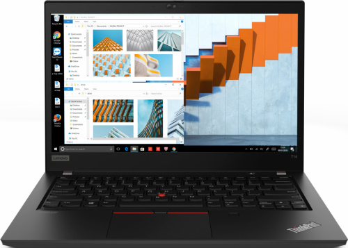 "Ноутбук Lenovo ThinkPad T14 Gen 1 (Intel Core i5 10210U 1600MHz/ 14""/ 1920x1080/ 16GB/ 512GB SSD/ DVD нет/ Intel UHD Graphics/ Wi-Fi/ Bluetooth/ LTE/ Windows 10 Pro) (20S0000HRT)"