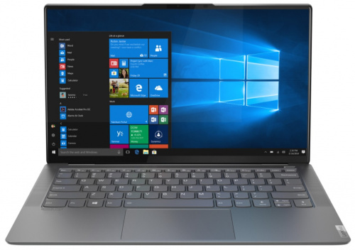 "Ноутбук Lenovo Yoga S940-14IIL (Intel Core i5 1035G4 1100 MHz/ 14""/ 3840x2160/ 16GB/ 512GB SSD/ DVD нет/ Intel Iris Plus Graphics/ Wi-Fi/ Bluetooth/ Windows 10 Home) 81Q80033RU"