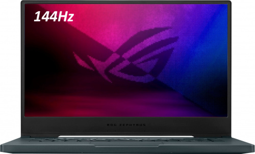"Ноутбук Asus ROG Zephyrus M15 GU502 (Intel Core i7 10750H 2600 MHz/ 15.6""/ 1920x1080/ 16GB/ 512GB SSD/ DVD нет/ NVIDIA GeForce GTX 1660Ti 6GB/ Wi-Fi/ Bluetooth/ Windows 10 Home)"