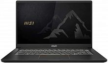 "Ноутбук MSI Summit E14 A11SCST-072RU (Intel Core i7 1185G7 3000 MHz/ 14""/ 1920x1080/ 16GB/ 1024GB SSD/ DVD нет/ NVIDIA GeForce GTX 1650 Ti MAX Q 4GB/ Wi-Fi/ Bluetooth/ Windows 10 Pro) (9S7-14C424-072) Black"